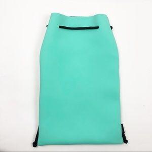 🌿 Triangl Neoprene Drawstring Swim Bag